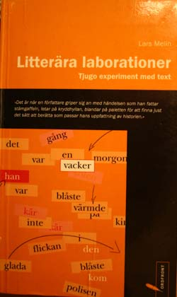 Litterära laborationer - Lars Melin